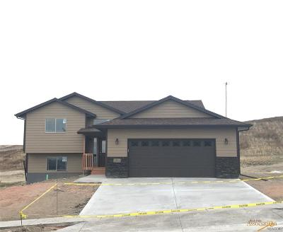 Rapid City Single Family Home For Sale: 2831 Cakebread Ct