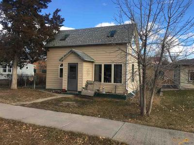 Rapid City Single Family Home For Sale: 706 Allen Ave