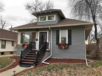 Rapid City Single Family Home For Sale: 809 St Cloud