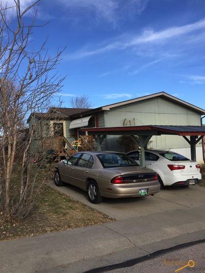 Rapid City, Box Elder, Piedmont, Black Hawk, Hermosa, Summerset, New Underwood Manufactured Home U/C Contingency: 3855 Cambell