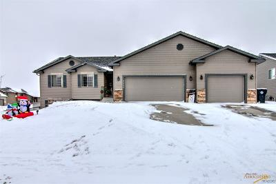 Rapid City Single Family Home For Sale: 4504 Jewel Ct