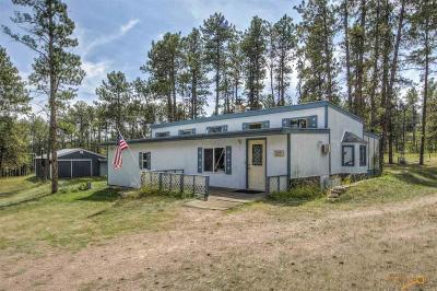 Rapid City Single Family Home For Sale: 13941 Lariat Rd