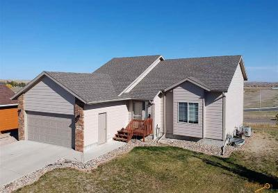 Rapid City, Hermosa, Box Elder, Black Hawk, Rapid Valley, Summerset, Piedmont, Piedmont Valley Single Family Home For Sale: 4314 Titan Dr