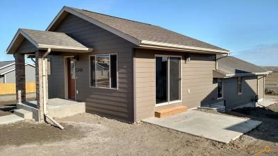 Single Family Home For Sale: 1244 Juneau Dr