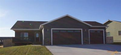 Summerset Single Family Home For Sale: 7430 Castlewood Dr