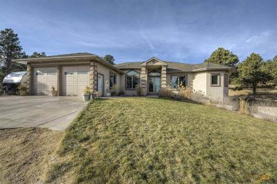 Hermosa Single Family Home For Sale: 24709 Coolidge Creek Rd