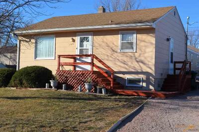 Single Family Home For Sale: 1921 3rd