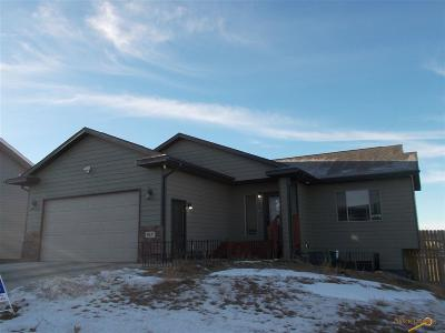 Rapid City Single Family Home For Sale: 917 Haakon