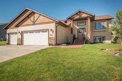 Rapid City Single Family Home For Sale: 6437 Seminole Ln