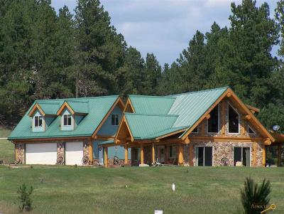 Custer Single Family Home For Sale: 25054 Upper French Creek Rd