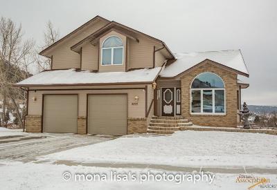 Rapid City Single Family Home U/C Contingency: 2273 Minnewasta Rd