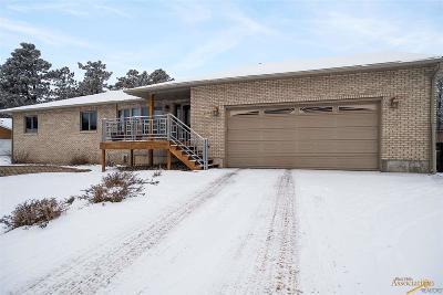 Rapid City Single Family Home For Sale: 13594 Warrington Ct