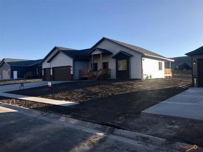 Summerset Single Family Home For Sale: Tbd Glenwood Dr