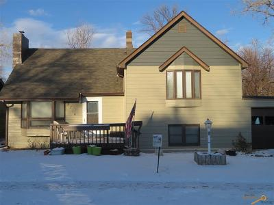Single Family Home For Sale: 3714 Reder