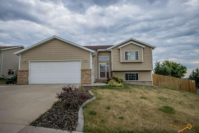 Rapid City Single Family Home For Sale: 4897 S Pitch Dr