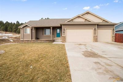 Sturgis Single Family Home For Sale: 2349 Palisades Loop