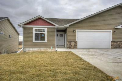 Rapid City Condo/Townhouse For Sale: 3029 Hoefer Ave