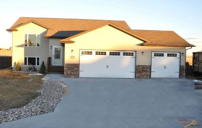 Rapid City Single Family Home For Sale: 14797 Sunlight Dr