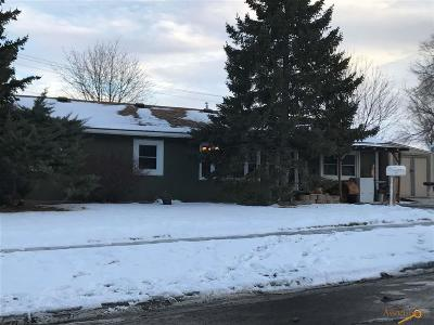 Rapid City Single Family Home For Sale: 251 E Nevada