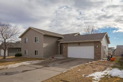 Rapid City Single Family Home For Sale: 5031 South Pitch