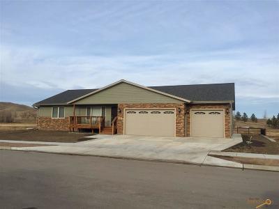 Rapid City Single Family Home U/C Take Back Ups: 224 Eli Dr