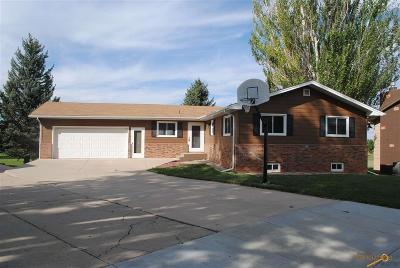 Rapid City Single Family Home For Sale: 3216 Frontier Pl