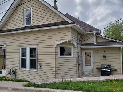 Single Family Home For Sale: 36 S Jackson
