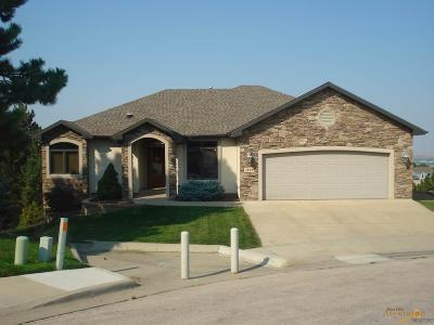 Rapid City Single Family Home For Sale: 3954 City View Dr