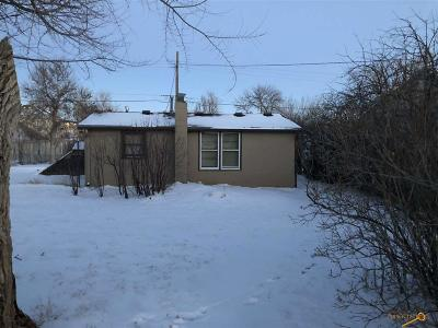 Rapid City, Box Elder, Piedmont, Black Hawk, Hermosa, Summerset, New Underwood Single Family Home For Sale: 816 Taylor Ave
