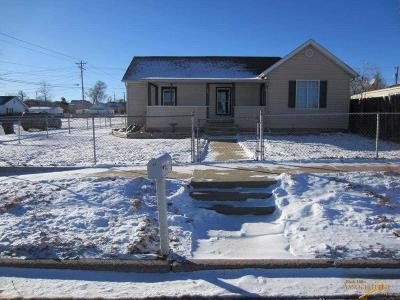 Single Family Home U/C Contingency: 803 Allen Ave