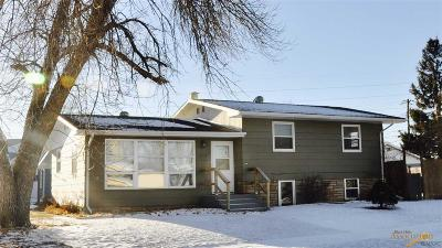 Rapid City Single Family Home For Sale: 2517 Judy Ct