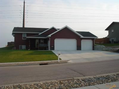 Rapid City Single Family Home For Sale: 1001 Gladys St
