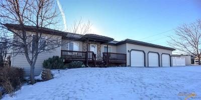 Rapid City Single Family Home For Sale: 729 Alta Vista Dr