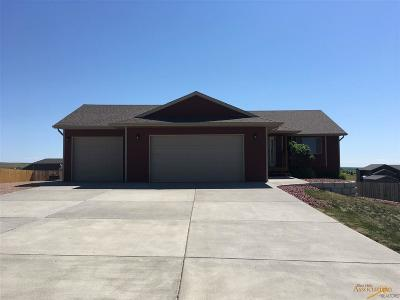 Rapid City Single Family Home For Sale: 22958 Candlelight Dr