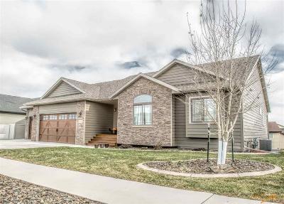 Rapid City Single Family Home U/C Contingency: 6436 Dunsmore Rd