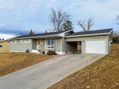 Rapid City Single Family Home For Sale: 2720 Arrowhead Dr