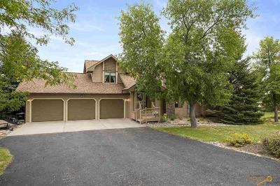 Rapid City Single Family Home For Sale: 5124 Ridgeview Rd