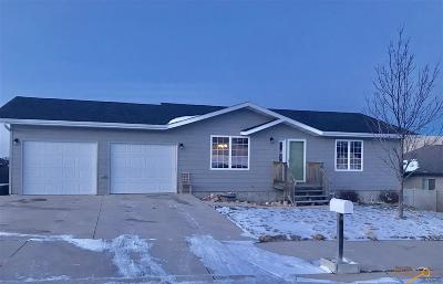 Spearfish Single Family Home For Sale: 3414 Roughlock Ln