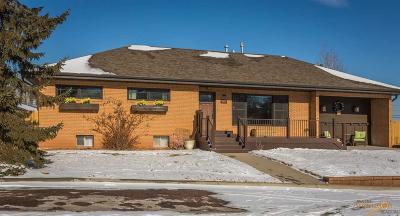 Rapid City Single Family Home For Sale: 3802 Crocus Ln