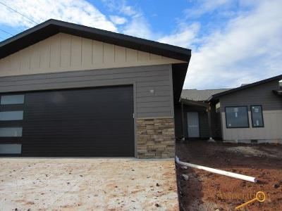 Rapid City Condo/Townhouse For Sale: Tbd 1a Wind River Rd