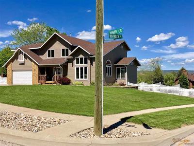 Rapid City Single Family Home For Sale: 2445 Danbury Cir