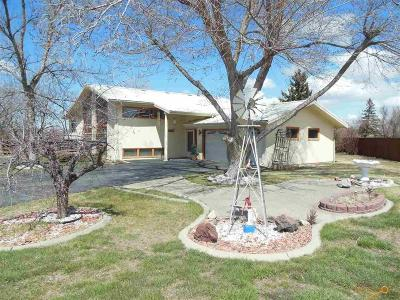 Rapid City Single Family Home For Sale: 5216 Ross Ct