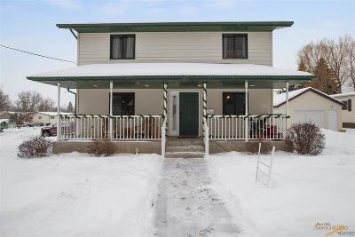 Sturgis Single Family Home For Sale: 1700 Cedar