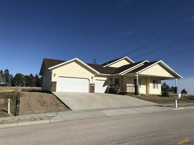 Rapid City Single Family Home For Sale: 3316 Bunker Dr