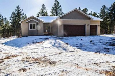 Rapid City Single Family Home For Sale: 13835 Knotty Pine Ln