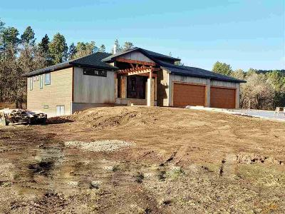 Rapid City Single Family Home For Sale: 13431 Sawmill Rd