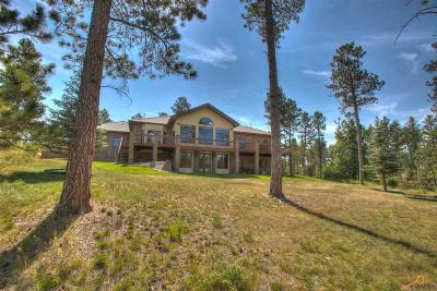 Rapid City Single Family Home For Sale: 23433 Sand Ct