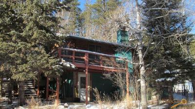 Hill City Single Family Home U/C Take Back Ups: 23845 Bradley Gulch