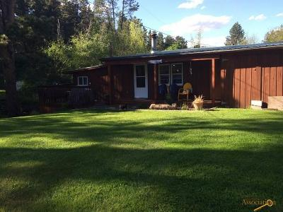 Single Family Home For Sale: 23749 Bluewing Rd