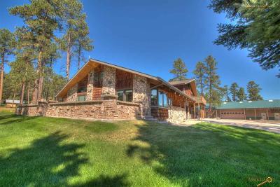 Deadwood Single Family Home For Sale: 20745